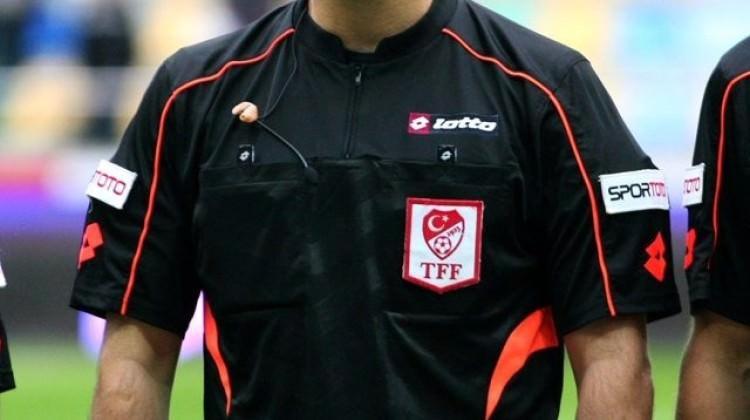 Kupada salı maçlarının hakemleri açıklandı