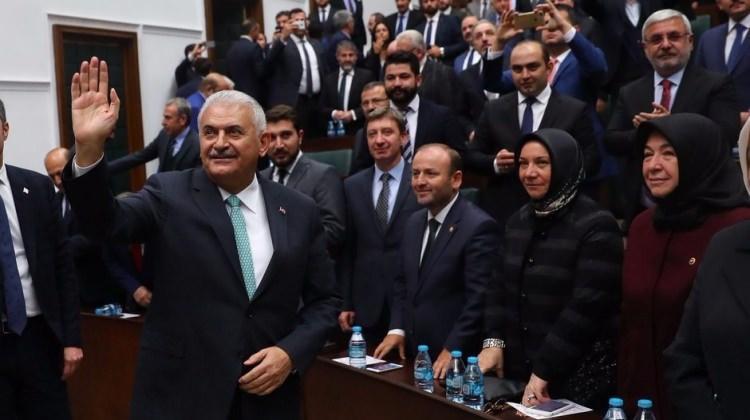 Başbakan Yıldırım, Burhan Kuzu ile görüştü