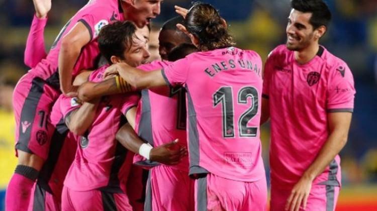 Enes göz doldurdu, Levante kazandı