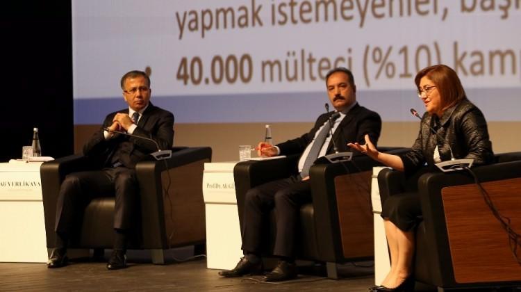 """""""Gaziantep olarak Suriye krizini iyi yönettik"""""""