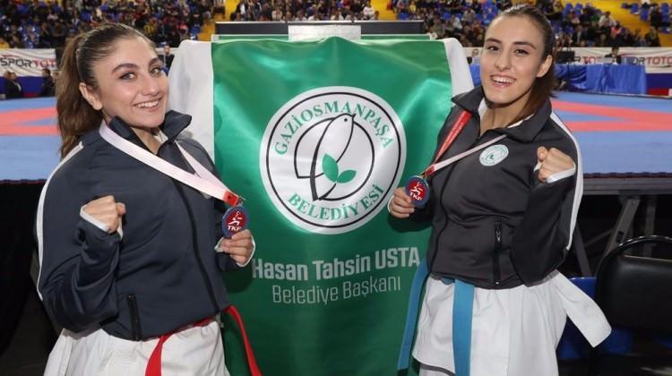Gaziosmanpaşa'dan Türkiye şampiyonluğuna!
