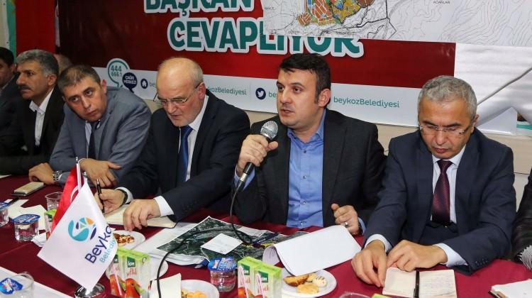 Halk meclisinin 3.'sü İncirliköy'de yapıldı