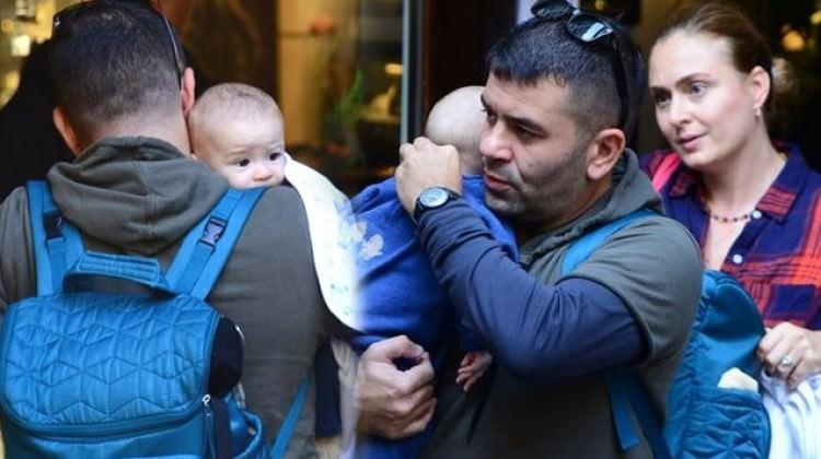 İşte Ceyda Düvenci'nin oğlu Okan Ali