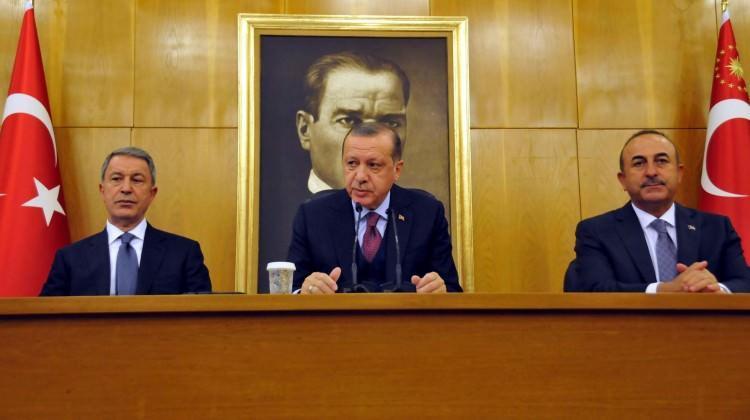 Kuveyt Bakanlar Kurulu'ndan Erdoğan açıklaması