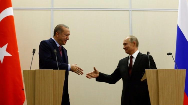 Putin: İran konusunda Sayın Erdoğan'a bilgi verdim