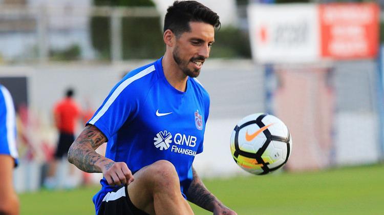 Trabzonspor'da Jose Sosa şoku!
