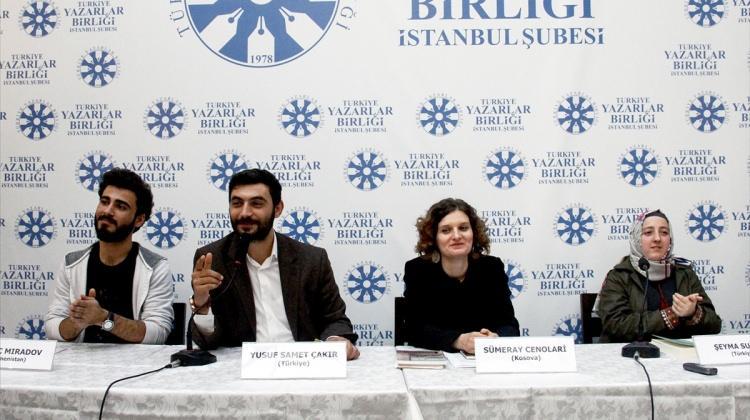 Türk dünyasının genç yazarları buluşuyor..