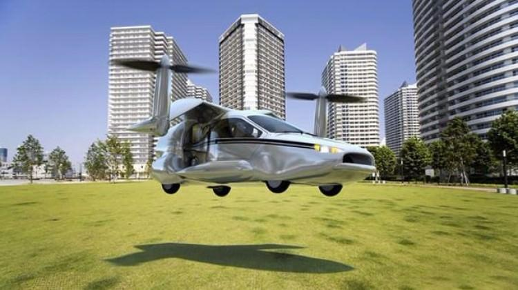 Volvo uçan araba için tarih verdi