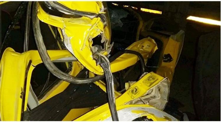 Zonguldak'ta trafik kazası: 1 ölü, 3 yaralı