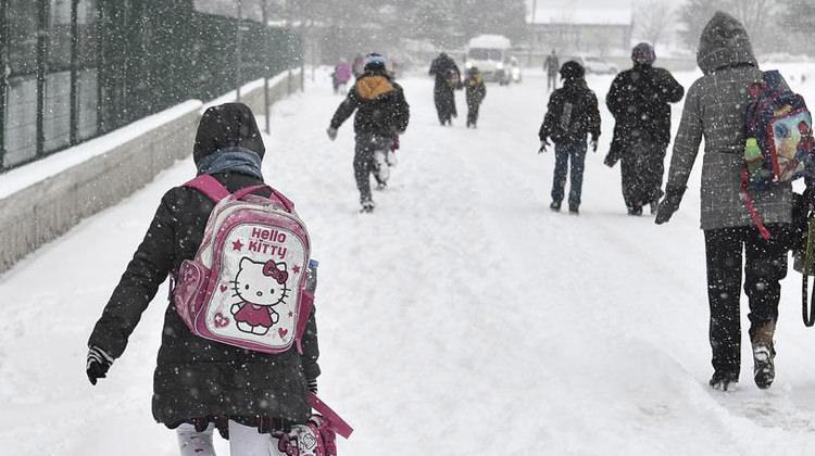 Okullara Meteoroloji Dersi Geliyor