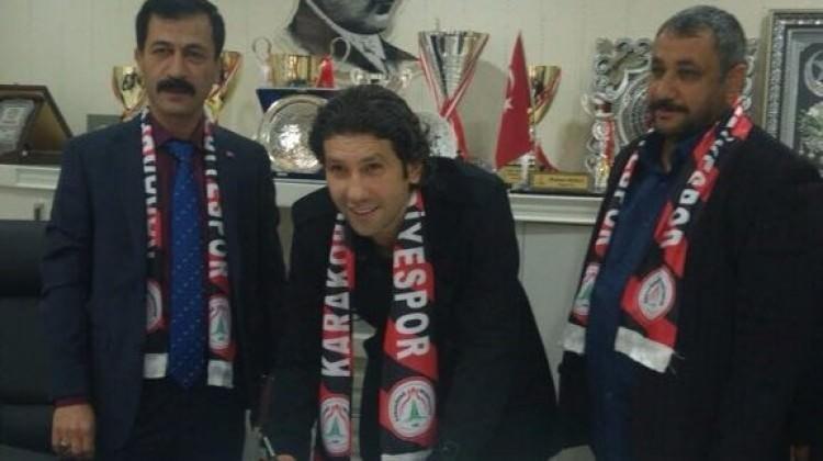 Mehmet Yozgatlı'dan sürpriz imza!