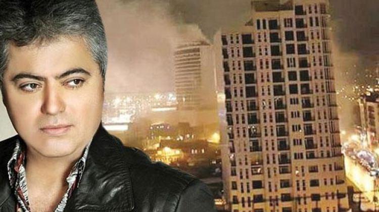 Cengiz Kurtoğlu'nun kaldığı otelde yangın çıktı!