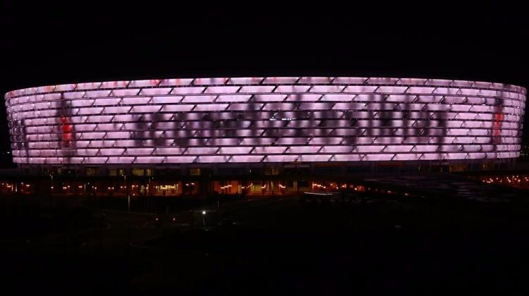 Azerbaycan'dan Beşiktaş'a destek!