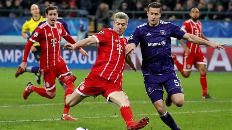 Bayern kazandı zirve umudunu sürdürdü!