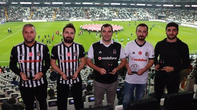 Beşiktaş'a 6,5 milyon TL ek gelir