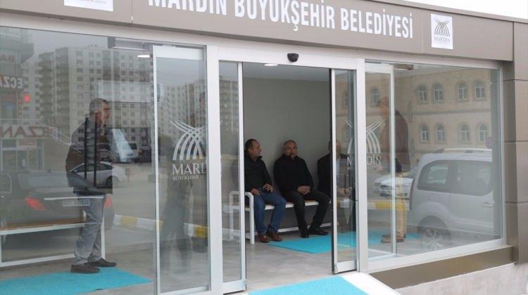 Kayyum'dan Mardin'e klimalı, televizyonlu durak