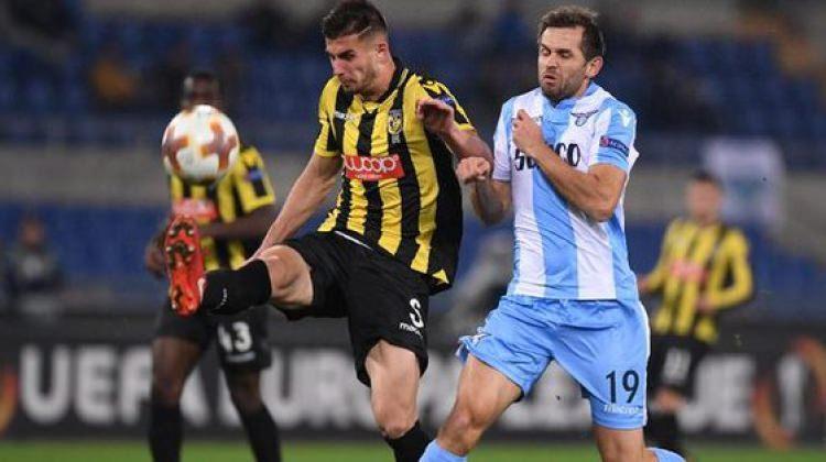 Lazio, Vitesse'ye takıldı