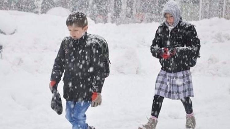 Yılın ilk kar tatili haberi oradan geldi!