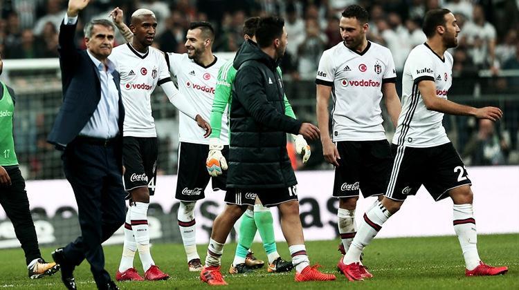 Beşiktaşlı futbolcular ihya oldu!