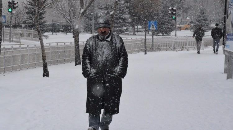 Meteoroloji'den 8 ile kar yağışı uyarısı!