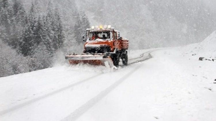 40 köy yolu ulaşıma kapandı!