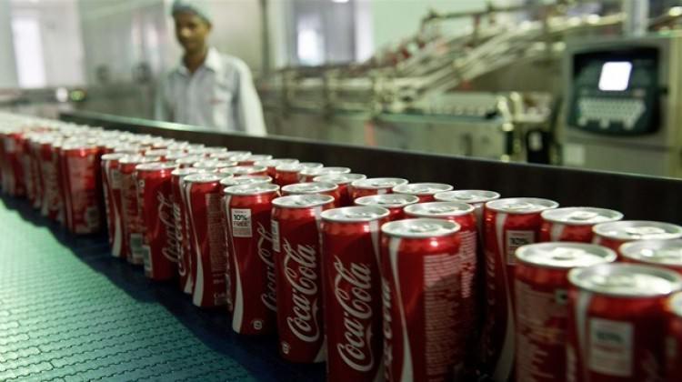 Coca-Cola'da vergi düzenlemesi