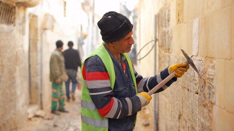Gazi şehrin çehresi değişiyor