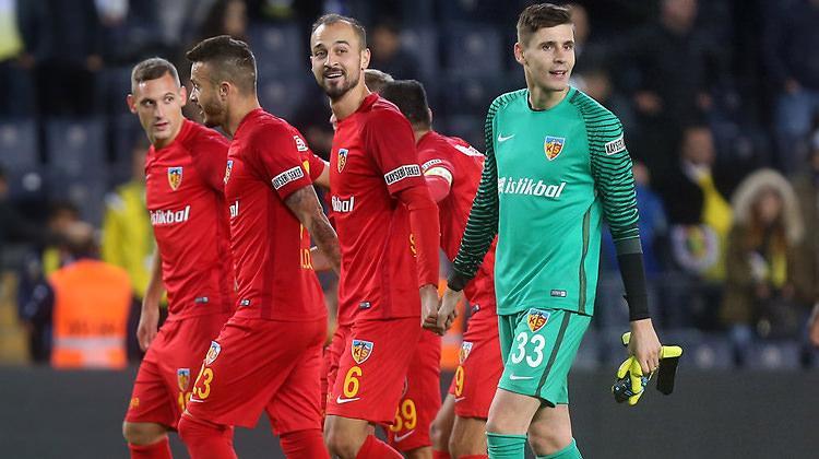 Beşiktaş maçı öncesi Kayseri'ye müjde!