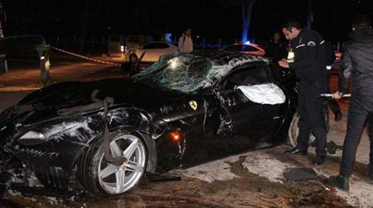 Burak Yılmaz'dan trafik kazası açıklaması