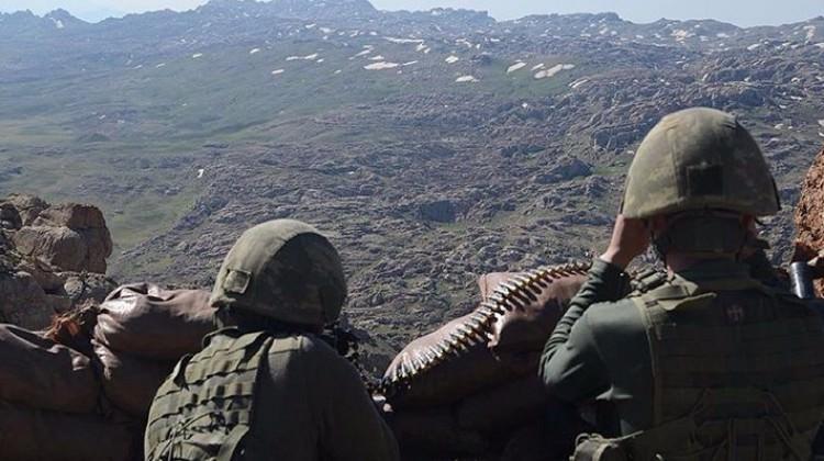 Diyarbakır'da PKK'ya ağır darbe ile ilgili görsel sonucu