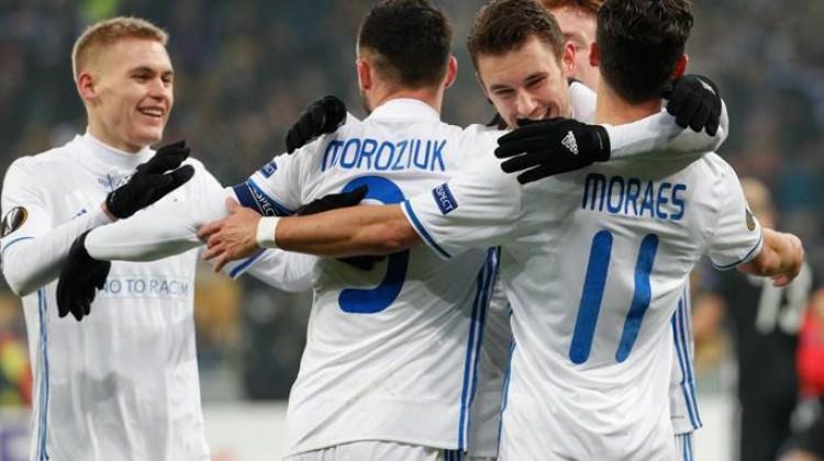 Dinamo Kiev şovla turladı