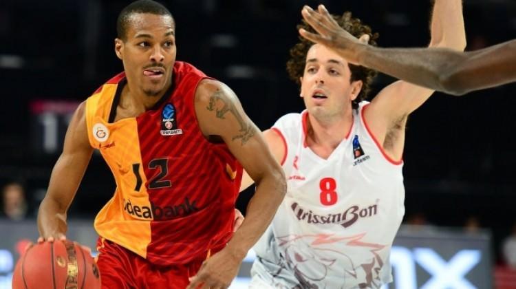 Galatasaray Avrupa'da 2. galibiyetini aldı!
