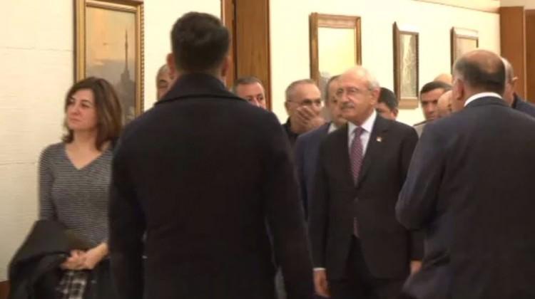 Kılıçdaroğlu'nu Bakırköy Belediye Başkanı uğurladı