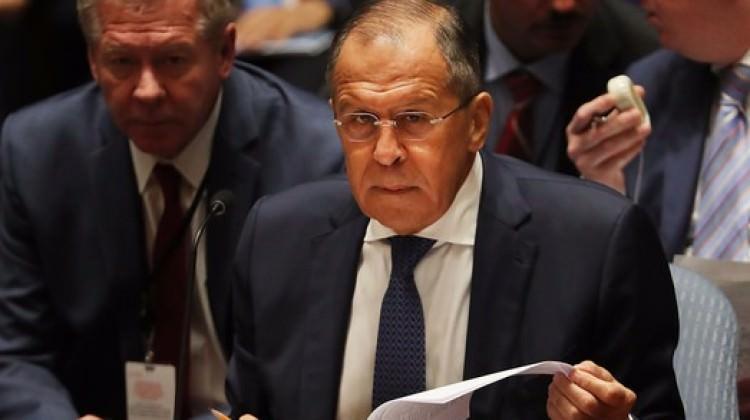 Lavrov'dan ABD'ye 'Suriye' çağrısı