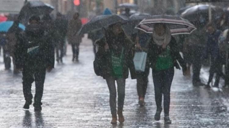 9 il için yağış uyarısı! Sıcaklıklar artıyor