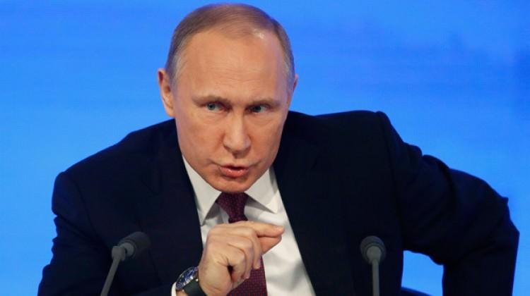 Putin kararını resmen duyurdu