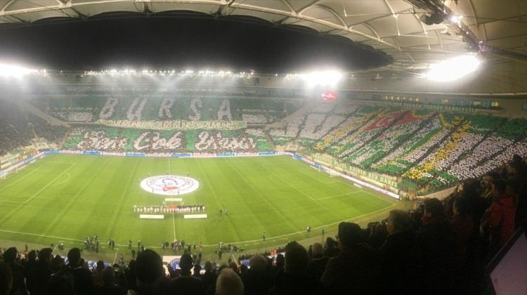 Bursaspor-Beşiktaş maçı biletlerine ilgi az