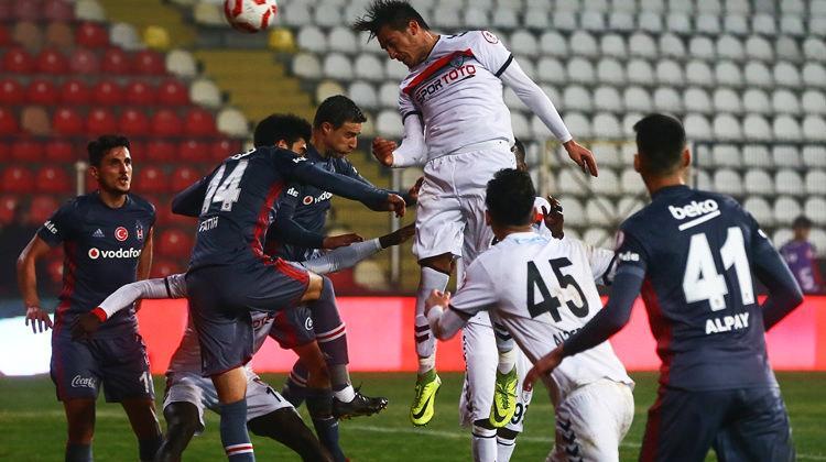 Çanakkale Belediyespor: 0 - Galatasaray HDI Sigorta: 3