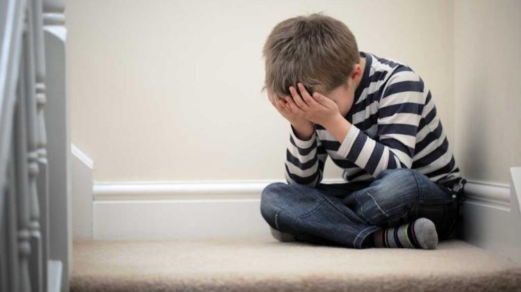 Çocuklukta depresyon görülür mü?