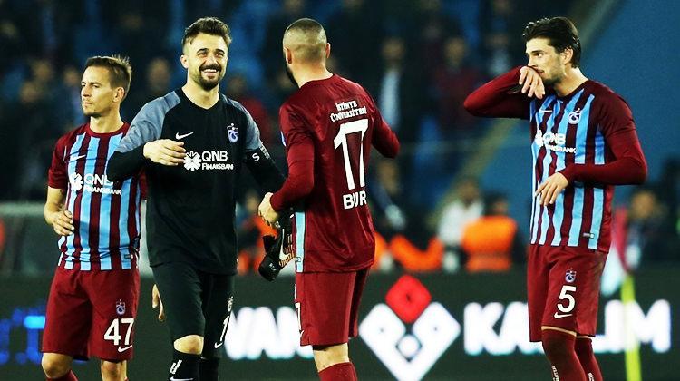 Son 7 yılın en iyi Trabzonspor'u!
