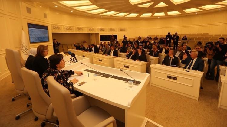 Gaziantep Büyükşehir meclisi ABD'yi kınadı