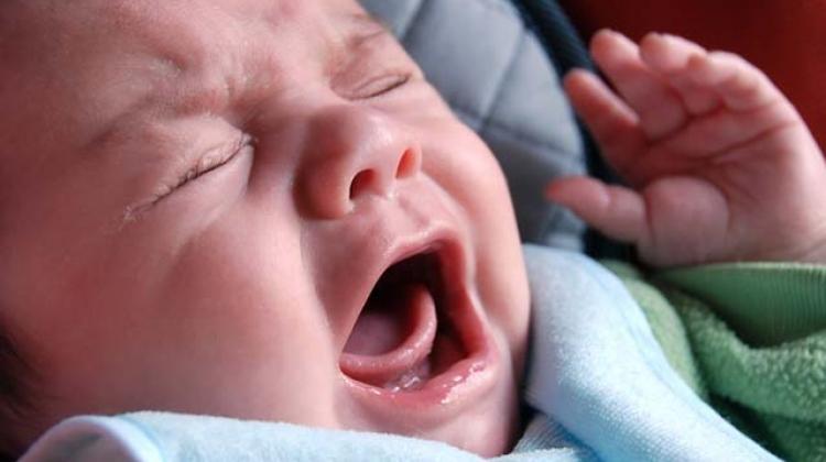Bebeklerde migrenin sebepleri