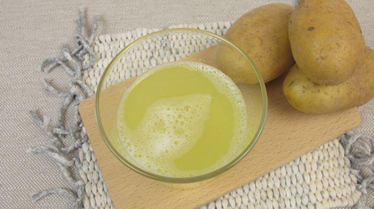 Patates suyunun faydaları neler? Patates suyunu aç karnına içerseniz...
