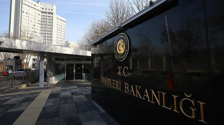 Dışişleri Bakanlığı'ndan Münbiç ve ABD açıklaması