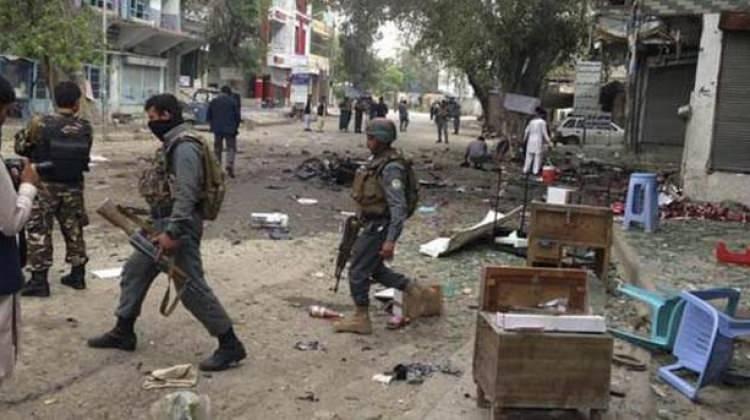 Afganistan'da korkunç saldırı: 15 ölü