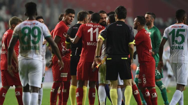 Antalyaspor 5 maç sonra nefes aldı!