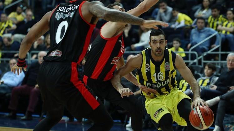 Fenerbahçe Doğuş hata yapmadı