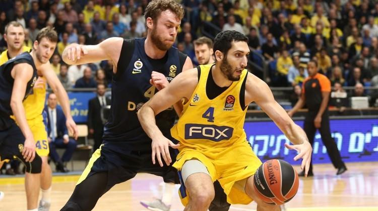 Fenerbahçe İsrail'de kazanamadı!
