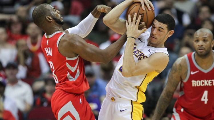 Houston Rockets'ı Lakers durdurdu!