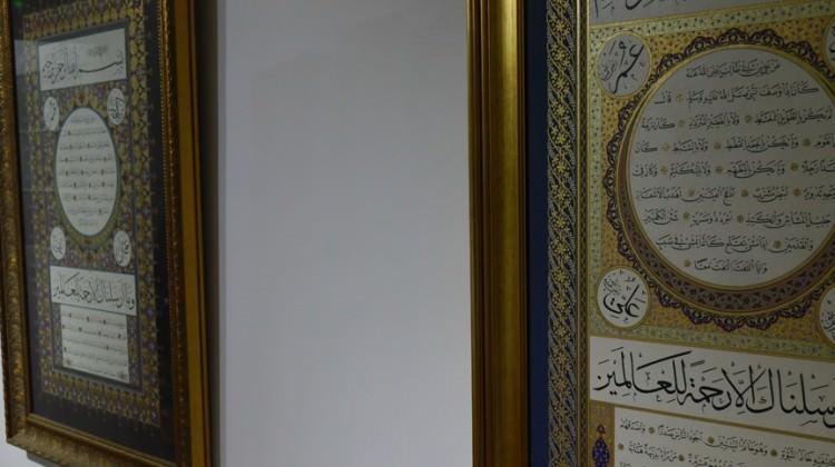 İslam hat sanatı sergisi Paris'te açıldı